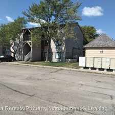 Rental info for 1226 S. Longfellow in the Wichita area