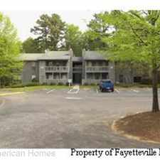 Rental info for 1909-7 TRYON in the Fayetteville area