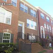 Rental info for $3200 3 bedroom Townhouse in Vienna in the Tysons Corner area