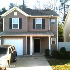 Rental info for 3530 Sable Glen Ln in the Union City area