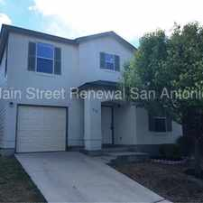 Rental info for !! Great Northwest Area of SA!! in the San Antonio area
