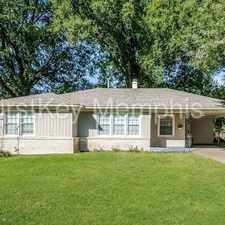 Rental info for 1505 Cranford Road Memphis TN 38117 in the Colonial Acres area