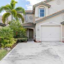 Rental info for 10489 Pelican Drive in the West Palm Beach area