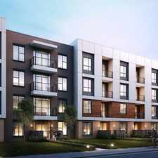 Rental info for Mallory Eastside in the Dallas area