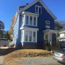 Rental info for 45 N Leyden St in the Brockton area