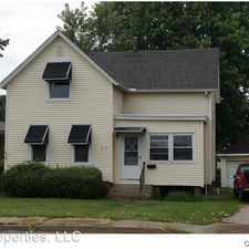 Rental info for 619 W Washington in the Springfield area