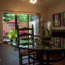 Rental info for 612 W. NORTH LOOP BLVD. in the Austin area