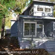 Rental info for 318 E. Webster in the Springfield area