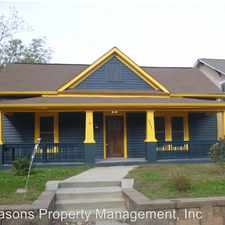 Rental info for 1511 Seigle Avenue in the Belmont area