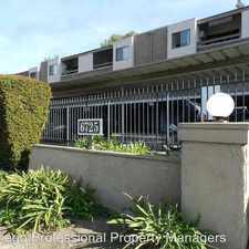 Rental info for 6725 Mission Gorge Rd #200-B in the Allied Gardens area
