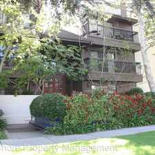 Rental info for 848 Lincoln Blvd. #F in the Pacific Palisades area