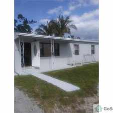 Rental info for 3BR 1Bath House- AVAILABLE JAN 1, 2019 in the Riviera Beach area