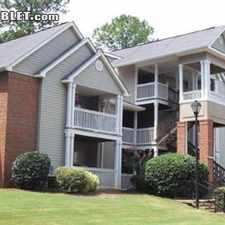Rental info for One Bedroom In Macon County