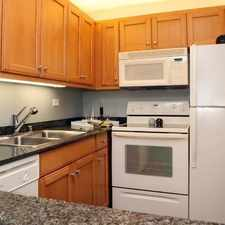 Rental info for 233 East Wacker Dr. Convertible in the The Loop area