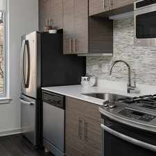 Rental info for 1222 West Madison St. Studio in the Near West Side area