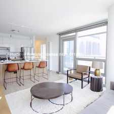 Rental info for 343 West Wolf Point 2/2 + Den in the The Loop area