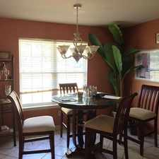 Rental info for Beautiful Brick Home With Separate Living And D... in the Tillmans Corner area
