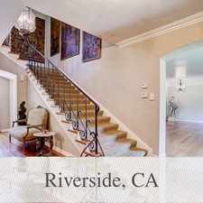 Rental info for Bright Riverside, 4 Bedroom, 4.50 Bath For Rent in the University area
