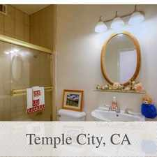 Rental info for House Only For $4,200/mo. You Can Stop Looking ... in the Temple City area