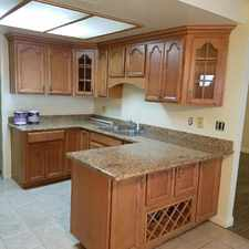 Rental info for 3 Bedrooms House In West Covina in the South San Jose Hills area