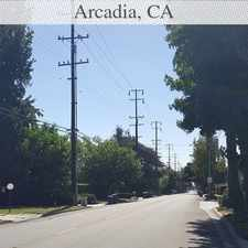 Rental info for 1,527 Sq. Ft. Arcadia 4 Bedrooms - Come And See... in the Arcadia area