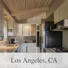 Rental info for Outstanding Opportunity To Live At The Los Ange... in the Los Angeles area