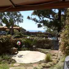 Rental info for Beach Duplex With Garage in the San Diego area