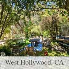 Rental info for 3 Bed, 2 Bath, Safe Neighborhood in the West Hollywood area