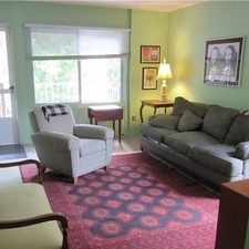 Rental info for Attractive 1 Bed, 1 Bath. Washer/Dryer Hookups!