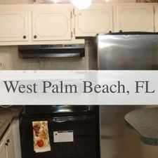 Rental info for $850/mo House - In A Great Area. in the West Palm Beach area
