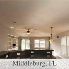 Rental info for Middleburg, Great Location, 3 Bedroom House. Pa...