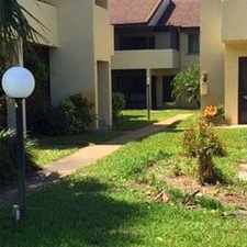 Rental info for The Best Of The Best In The City Of Indialantic...