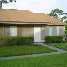 Rental info for 3/2 Villa With Private Courtyard in the West Palm Beach area