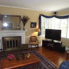 Rental info for Very Charming 3 Bedroom, 2 Bath Home In The Hea...