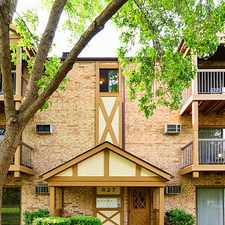 Rental info for POSSESSION COULD BE AS SOON AS. Parking Available! in the Arlington Heights area