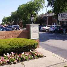 Rental info for 1 Bedroom Apartment With Balcony Adjoining Dini... in the Des Plaines area