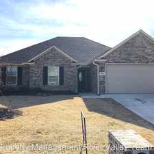 Rental info for 510 Ridge Point Dr in the Fort Smith area
