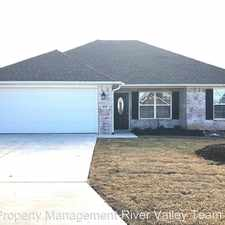 Rental info for 612 Ridge Point Dr in the Fort Smith area