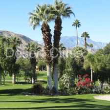 Rental info for Two Bedroom Rental in Palm Desert in the Palm Desert area