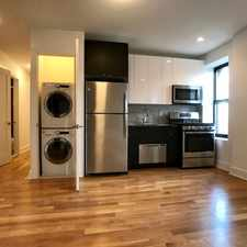 Rental info for 1835 Amsterdam Avenue #4C in the New York area
