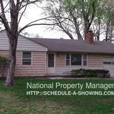 Rental info for 5114 W 76th St in the Prairie Village area