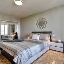 Rental info for Tour Sherbrooke in the Plateau-Mont-Royal area