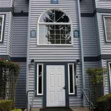 Rental info for $2200 3 bedroom Townhouse in Des Moines in the Kent area