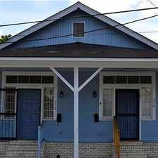 Rental info for House For Rent In New Orleans. in the Bayou St. John area
