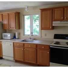 Rental info for Apartment For Rent In Easton.