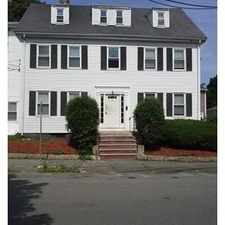Rental info for 1 Bedroom 425 Sq. Ft. - Ready To Move In. in the Stoneham area