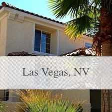 Rental info for Lease Spacious 4+3. Approx 2,095 Sf Of Living S... in the Las Vegas area