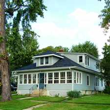 Rental info for 504 S 3rd Ave in the St. Charles area