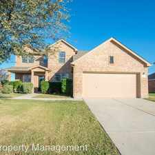 Rental info for 13232 Austin Stone Dr. in the Sendera Ranch area
