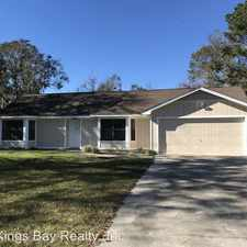 Rental info for 2908 PLANTATION DRIVE